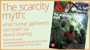 Link to Radical Anthropology Journal article: Managing abundance, not chasing scarcity: the real challenge for the 21st century